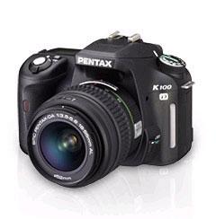 Цифровая зеркальная фотокамера PENTAX K100D