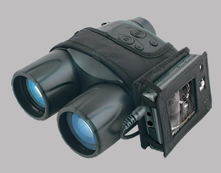 Видеокомплект: цифровой прибор ночного видения Ranger 5x42 + видеокодер, MP4/MP3-плейер YUKON MPR