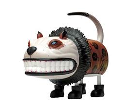 """Коллекционная дизайнерская игрушка """"Booted Glamour Cat"""""""