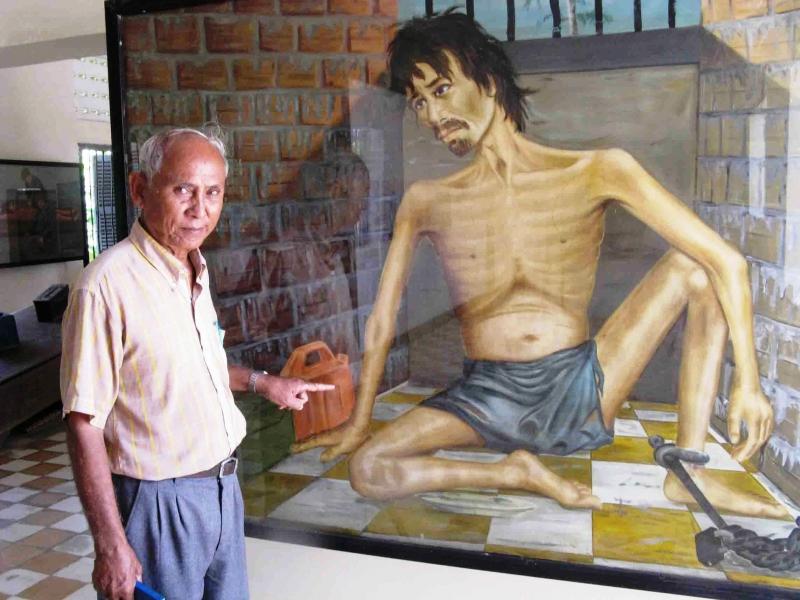 Ванн Нат и его автопортрет