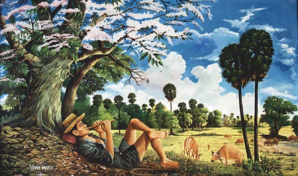 «Деревня, в которой я родился», 1998 год