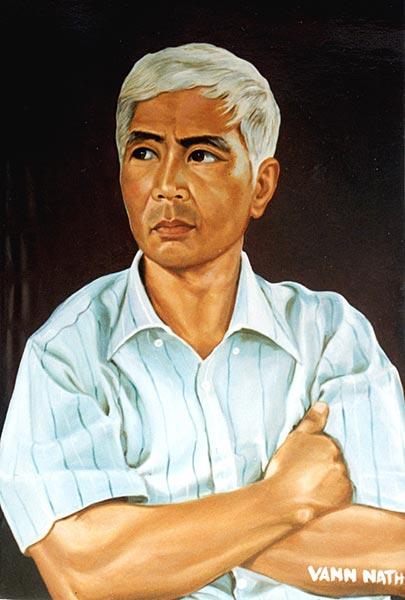 Автопортрет, 1998 год