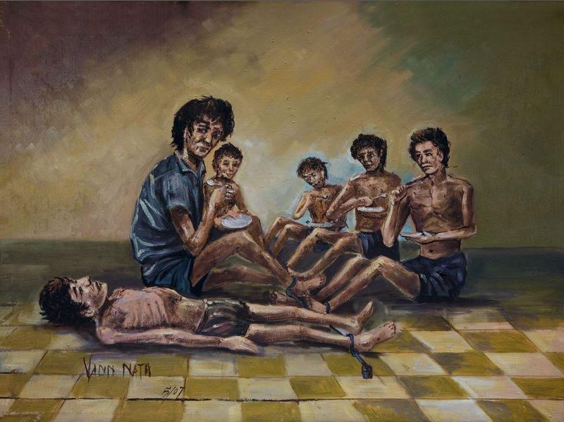 «Живя среди мертвецов»
