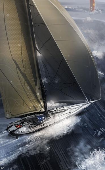 """""""Sailboat"""" (посвящена отцу)"""