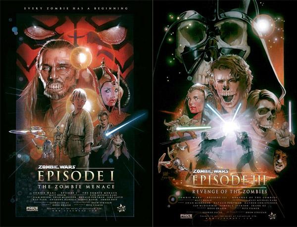 «Звёздные войны» зомби