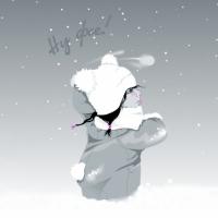 Вот такая зима :)