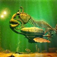 Подводный мир в Тёмных Технологиях