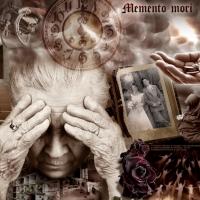 memento mori, помни о смерти, старость, смерть, конец жизни, закат жизни, нищенка, старушка, прошлое, воспоминания, ад, преисподняя, простые смертные, обои, коллаж, обои для рабочего стола, путь в никуда, дорога в ад, безнадёжность