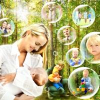 периоды жизни, периоды жизни коллаж, периоды жизни обои, материнство обои, материнство коллаж, материнство, этапы жизни, зтапы жизни коллаж, этапы жизни обои, лес весной, солнечный лес, лес при солнечном свете, мама с ребёнком, кормящая мама, обои для рабочего стола коллаж