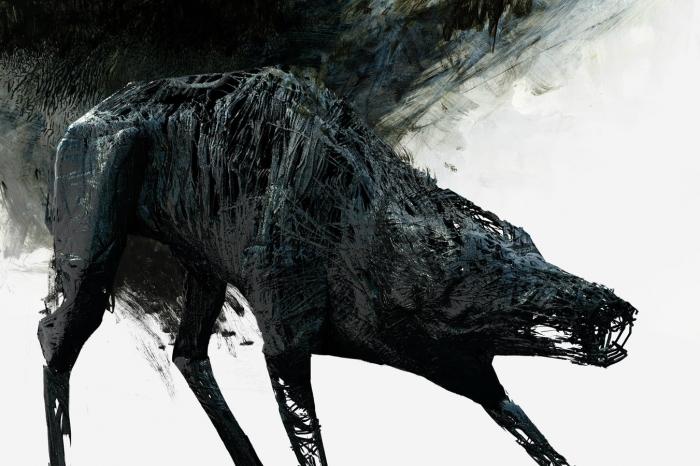 """""""Dog of Zone IV"""", 2010"""