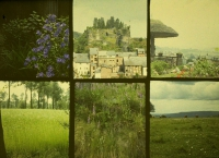 Paul Sano, Scenes of various landscapes    c. 1910, autochrome 9 x 12