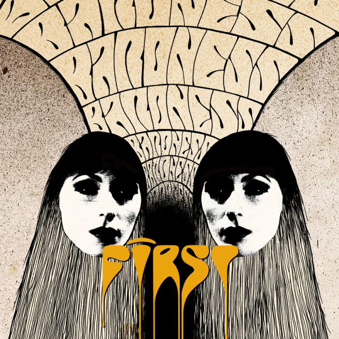 Baroness _First_ OG Cover