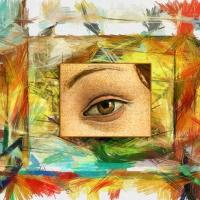 «За пределами взгляда — human inner world»