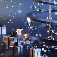 новый год, елка,подарки